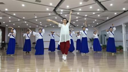 马凌云模特舞蹈培训——《新阿里郎》