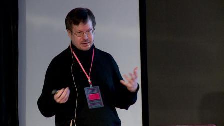 Christopher Antos @ TEDxSMICSchool
