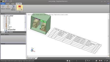 5大理由推荐DesignSpark Mechanical 免费三维建模软件