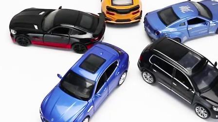 卡威越野车跑车汽车模型仿真合金车模飞度男孩儿童玩具车金属摆件