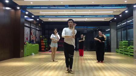 李小龙的舞蹈《采薇》
