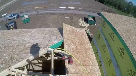 房屋建造比赛House building race. Day 10 Part 2