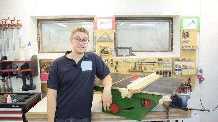 如何制作台锯用简单工具How to build a Table Saw with Simple ToolsPart3Table and Fence System