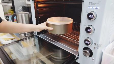 日式蜜瓜海绵蛋糕