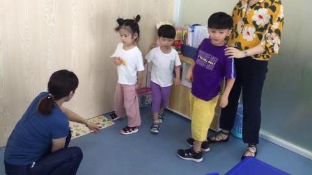 杭州自闭症治疗康复训练自闭症儿童语言康复训练小组课视频杭州昕禾教育