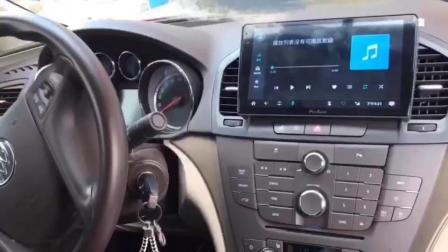 shuye2199烟台悦声王虹-别克君威安装飞歌GS2导航