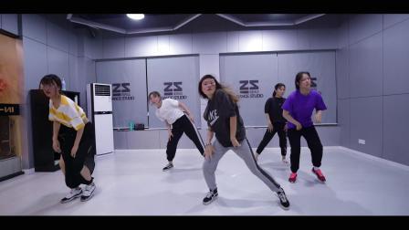 INSPACE-Sugar老师-Jazz基础课程视频-Fancy(Part3)