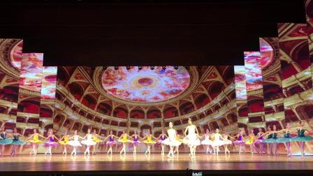 卡普兰芭蕾汇演开场舞2019年7月18日第八场