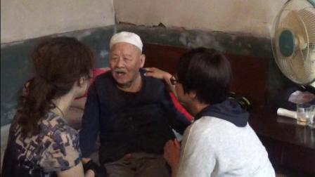 泽州县南村镇陈庄村全村为百岁老人过生日 !