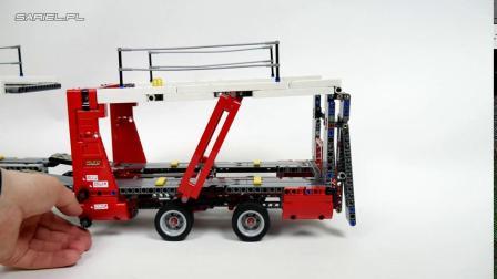【速拼】LEGO乐高科技42098 汽车运输车