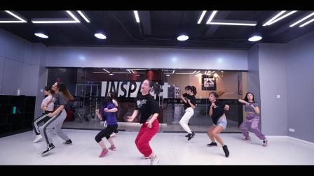 INSPACE舞蹈-CC老师-Jazz进阶课代课视频-뭘 기다리고 있어