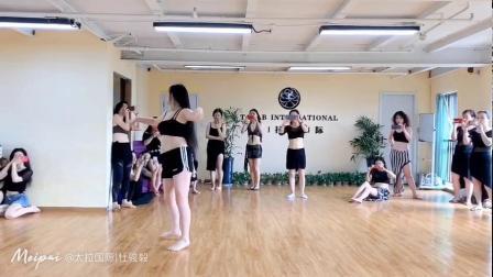 杭州市太拉国际东方舞瑜伽培训学校 —— 最新琪函老师系统班原创小组合❤️