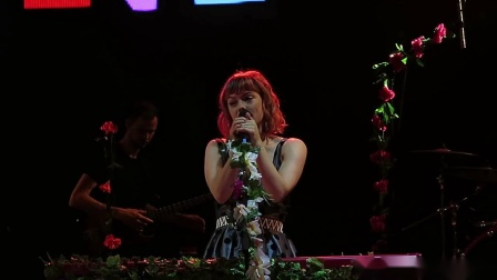 【Strawberry Alice】澳大利亚女歌手Lenka 2019中国巡演上海站 - 05 Heal,07-11 瓦肆现场