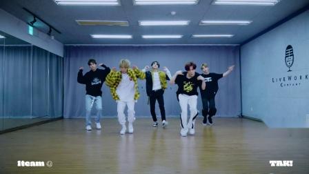 [MV]1TEAM - TAK(Dance Practice)