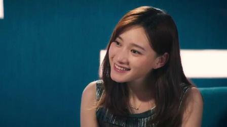 这个采访王宝强的美女主持长得有点像林志玲,不过情商像鲁豫!_高清
