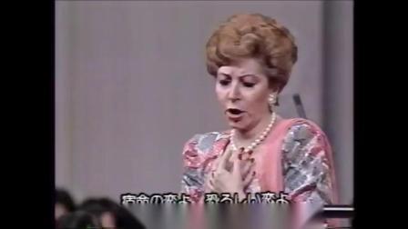 意大利女高音Maria chiara. 歌剧咏叹调音乐会