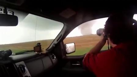 实拍十大恐怖的龙卷风
