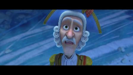 《冰雪女王4:魔镜世界》之魔镜现世