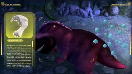 猪猪侠之恐龙日记恐龙生态资料纪录开始