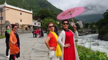 孟屯河谷旅游纪念相册
