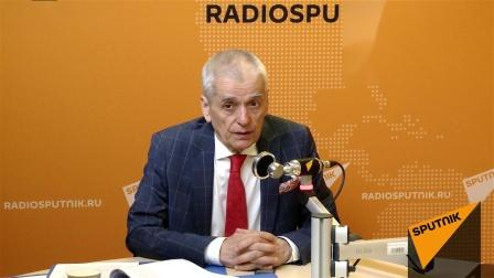 Онищенко. Украина и Грузия полностью находятся под внешним управлением