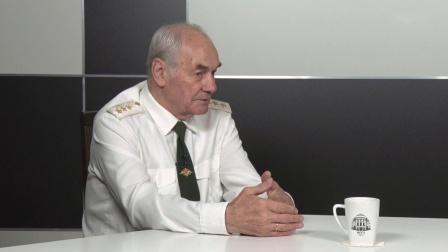 Ивашов и Спицын в студии МПГУ. Руководство Вооруженных сил СССР на переломе эпох