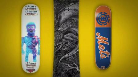 """""""BOARD SHOP"""" Animated Short by Patrick Smith"""