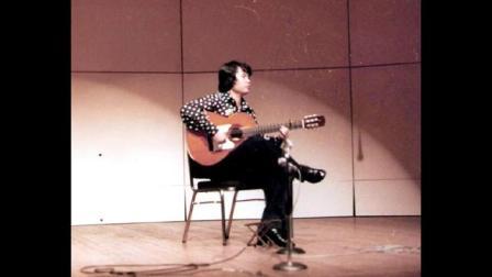 Raymond Au - 午夜吉他(E自然調和絃進行練習)