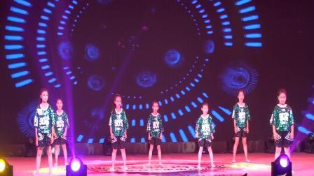 梦幻狂潮    蛟河市艺术团舞蹈培训学校