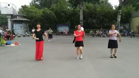 健身缘分广场舞-中国梦