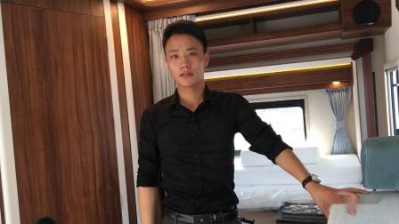 【房车俱乐部】2019款宇通国产依维柯无拓展房车,多少钱?