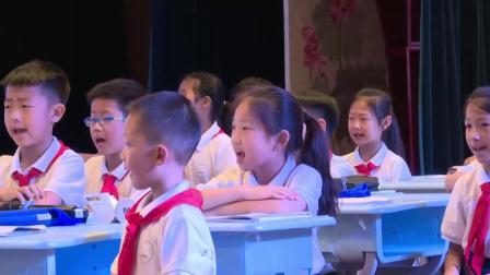 衢州市实验学校教育集团新湖校区《一个豆荚里的五粒豆》崔巍青