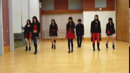 [EchoDance]T-ara - Cry Cry Dance Cover