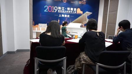 珠江凯撒堡上海区初赛业余二组 船歌  2019.7.20