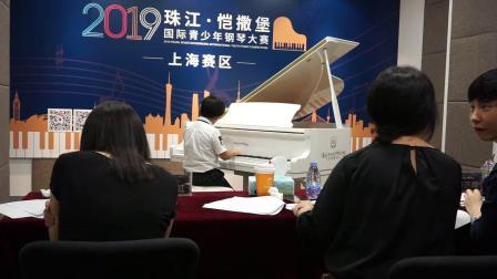 珠江凯撒堡上海区初赛业余二组 别人家的孩子!