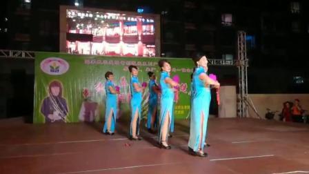 旗袍秀(中华旗袍)义县文化之声水之美艺术团