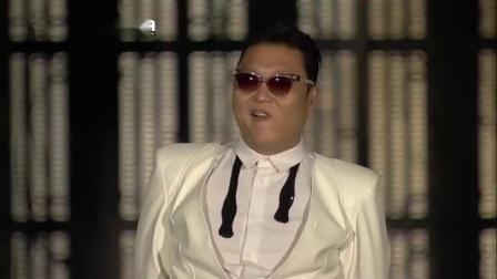 油管千万拼盘现场   PSY - 江南Style @121130 2012 MAMA in 香港