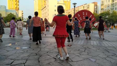 碧园广场舞……高原红16步