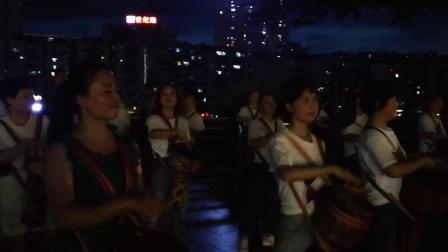 金手指手鼓队表演,非洲鼓《Fangga》