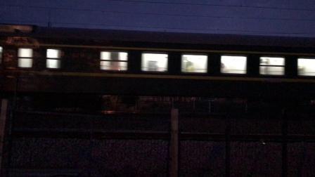 客电K550次通过平齐线北道口