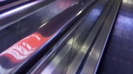 南京南站出租车停车场转达自动扶梯