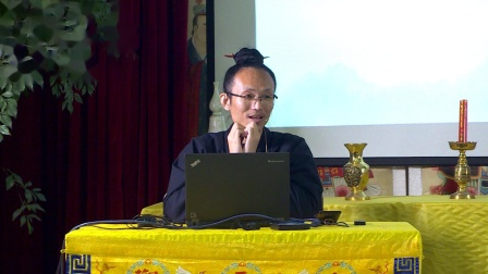 北京白云观白云讲堂传统文化公益讲座《列子(十五)》真人(1)