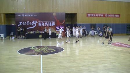 工银普惠行 青年先锋杯 分行组决赛冠亚军 开发区支行 VS 市北二市南联队 2