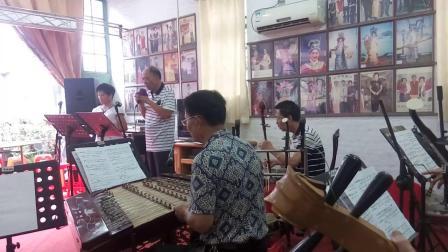 (江山换娉婷)演唱:坤哥.玲姐20190721