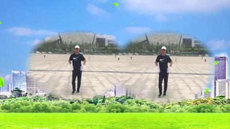 中国梦之队第十五套快乐之舞健身操:综合运动(荣富舞动)