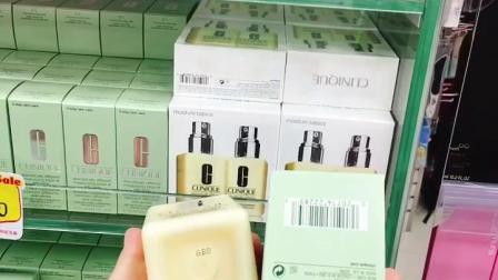 香港代购倩碧润肤霜露啫喱无油gel天才奶油清爽控油保湿乳液125ml