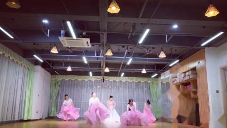 古典舞《风飘絮》