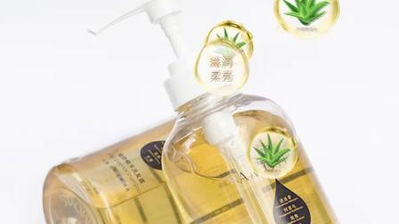 氨基酸生姜汁皁角何首乌迷迭香洗头髮洗髮水植物除螨控油止痒去屑