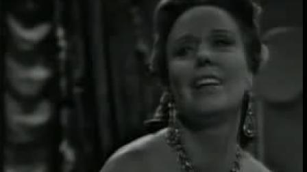 Magda Olivero __ E strano...Sempre libera__ La Traviata茶花女