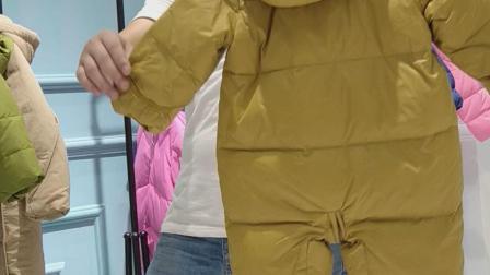 童装羽绒服折扣批发 品牌童装羽绒服拿货货源 巴布豆、小猪班纳、时尚小鱼、睿俐熊